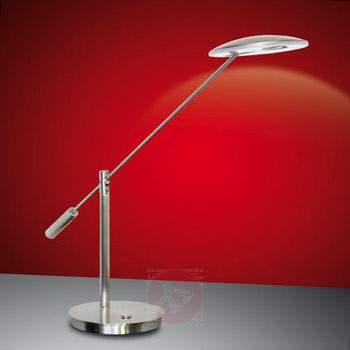 Slab LED Table Light with Dimmer - Table Lamps