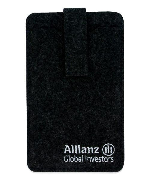 Smartphone Tasche aus Filz