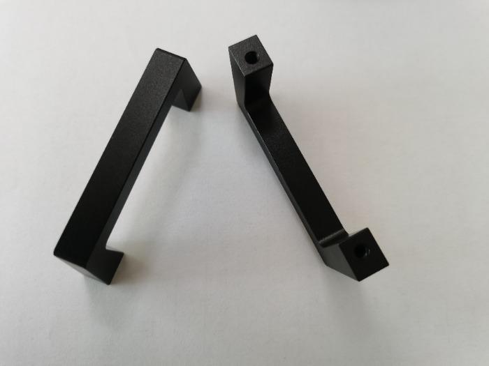 cnc machining aluminium parts - customized anodized aluminum parts cnc household part