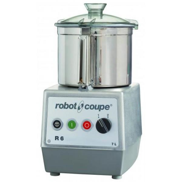 Cutters de table - R 6 - Cutter de table - ROBOT COUPE