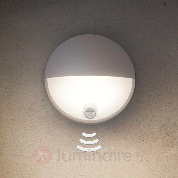 Applique LED moderne Capricorn avec détecteur - Appliques d'extérieur avec détecteur