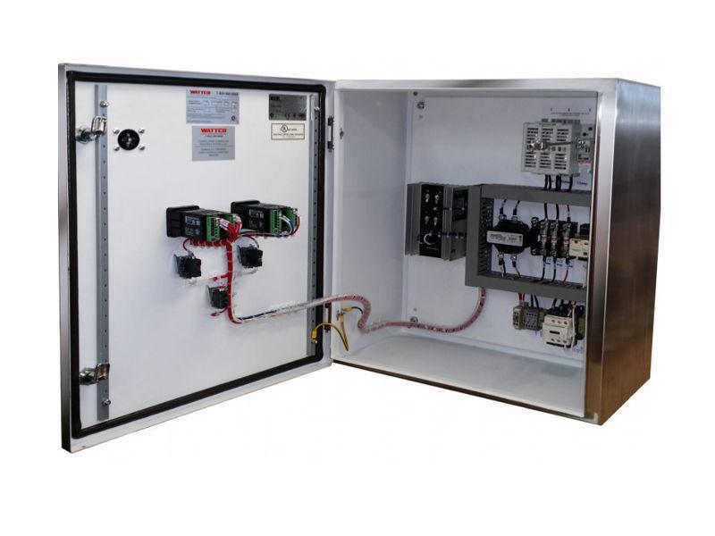 Panneaux de commande - Régulateurs de température