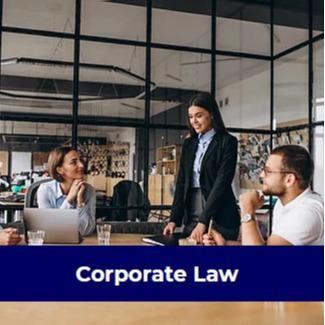 Corporate Law - company consultancy, corporate consultancy, financial consultancy