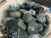 Galets - galet verde : galet vert