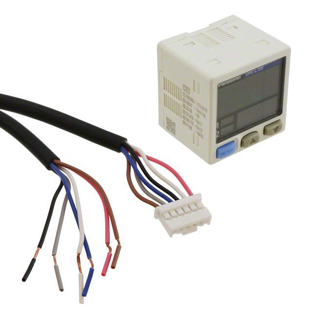 SENSOR PRESSURE GAUGE - Panasonic Industrial Automation Sales DPC-L101-P-J