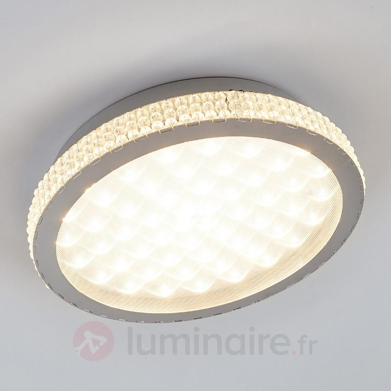Plafonnier LED rond Marlit - Plafonniers LED