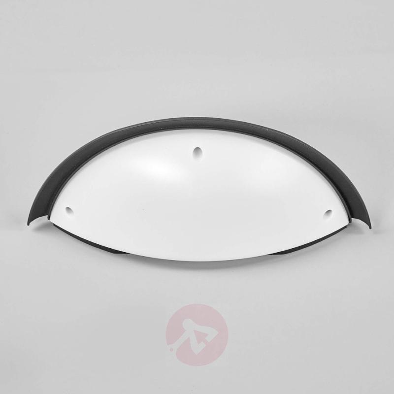 Attractive Evan LED outdoor wall light - outdoor-led-lights