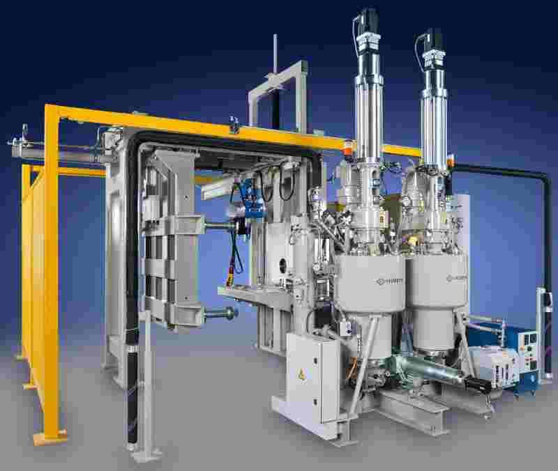 Systems for Automatic Pressure Gelation (APG)