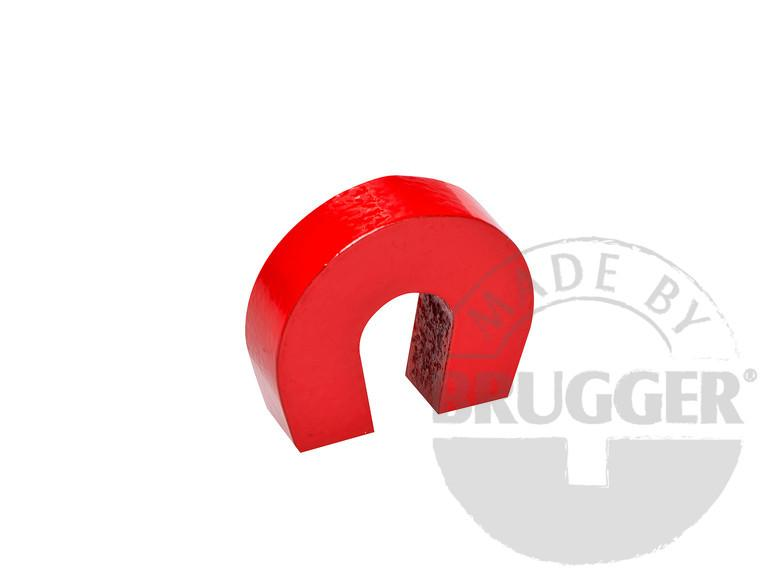 Horseshoe magnet made of AlNiCo - classical form