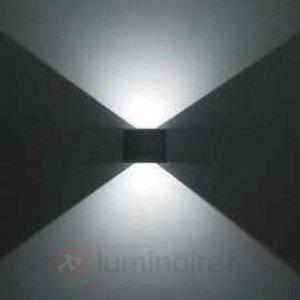 Applique extérieure LED Rock 12,4 cm - Appliques d'extérieur LED