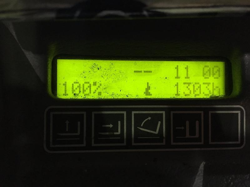 Chariot à mât rétractable Nissan UMS160 - Matériels d'occasion