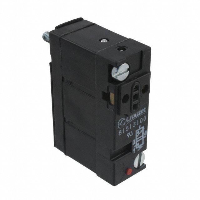 CONTROL VALVE 3/2 NC SUB-BASE MT - Crouzet 81513100