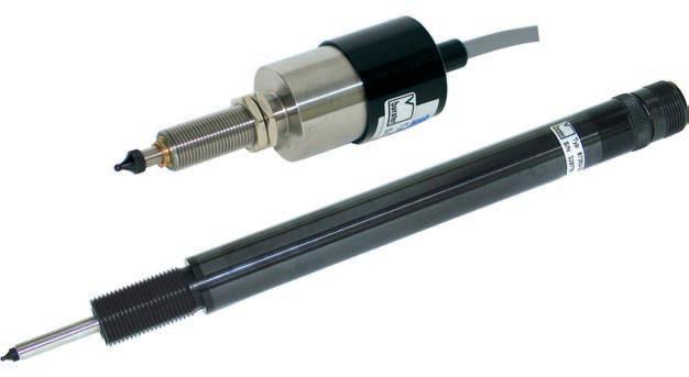 线性位移变送器 - 87350 - 线性位移变送器, 集成放大器,高输出电压,输入和输出电隔离,无滞后,反向电压保护