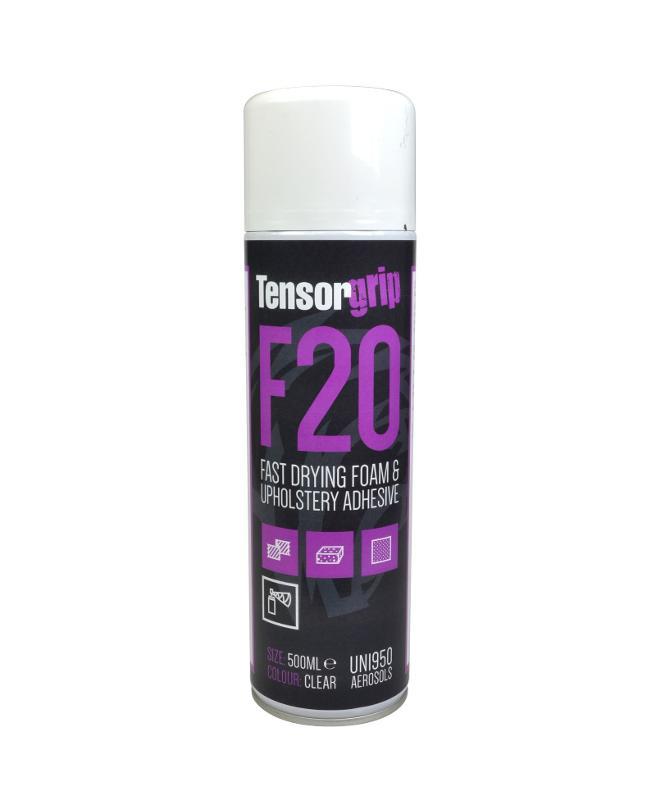 TensorGrip F20 in 500ml Spraydose - TG-F20-Spray500