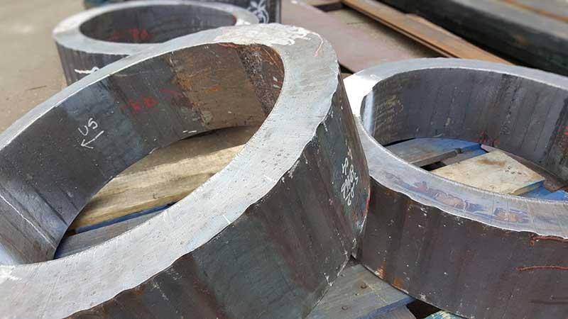 CNC gasskjæring -