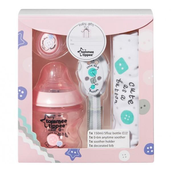 Coffret Cadeau Naissance Fille Tommee Tippee