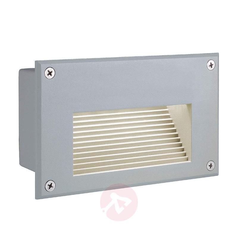 Brick LED Downunder Built-In Wall Light