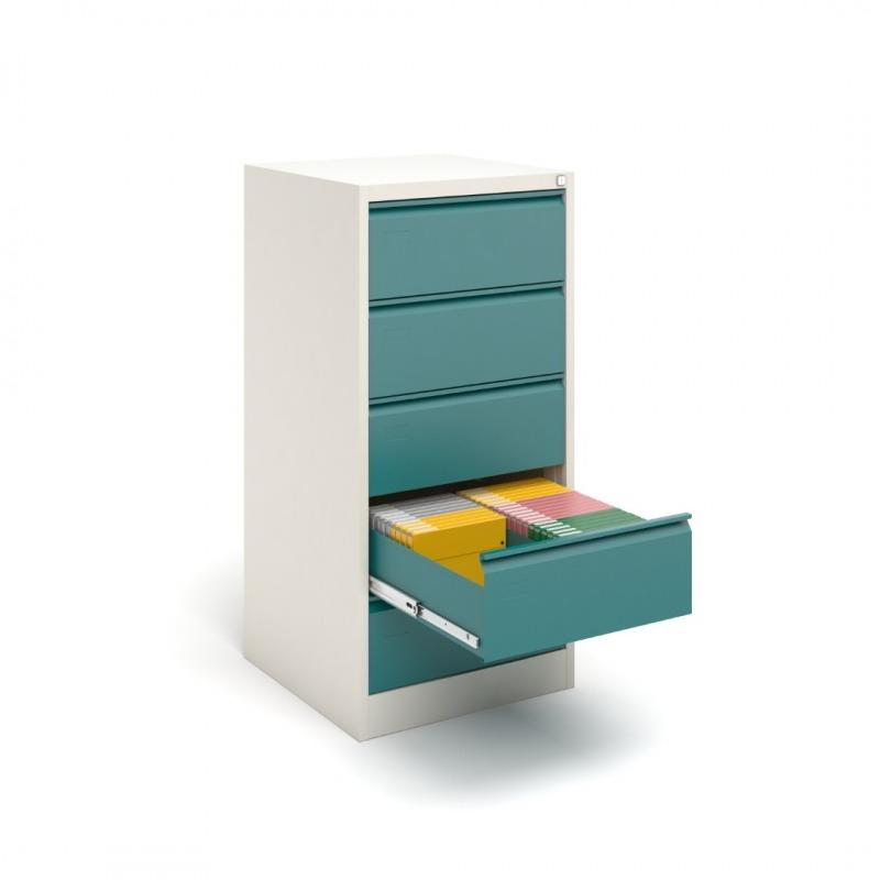 Medical furniture - medical cupboards, file cabinets, desks and containers
