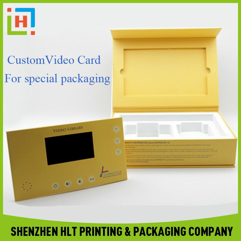 custom video box - Video box