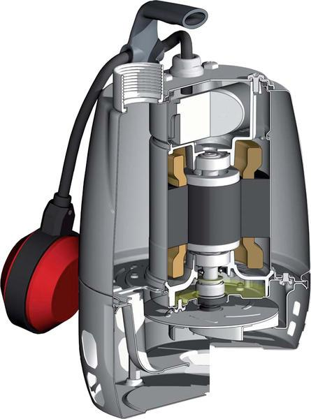 Pompes de relevage - GXV 25