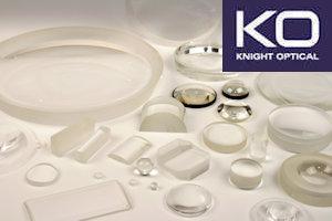 Moulded Optics for Light Sensors