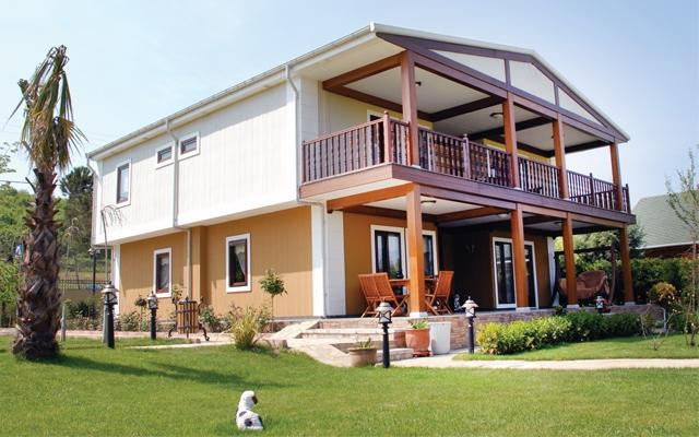 Prefabricated House - null