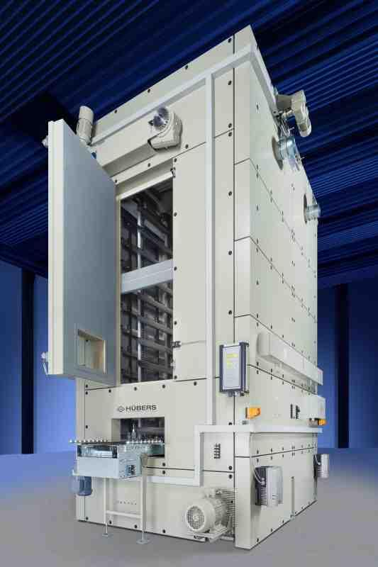 Ovens - Oven systems for drying, pre-heating, gelling and curing of cast resin parts