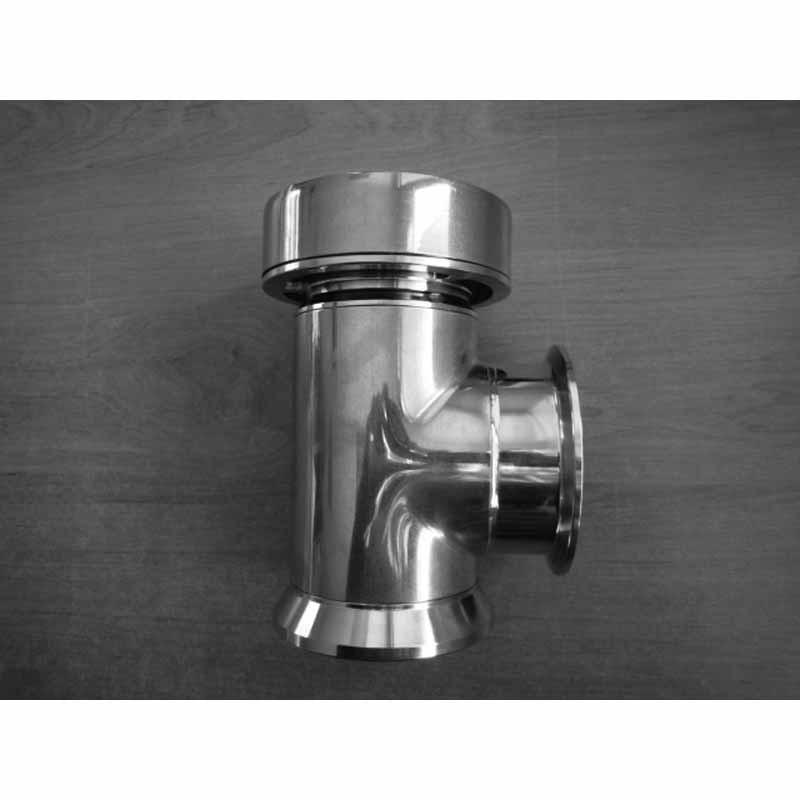 Soupape D'inertage Pour Azote - Clamp - 304 - CLAMP