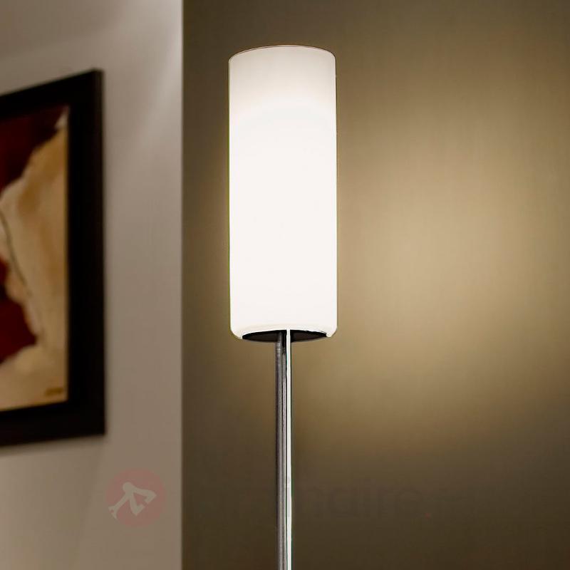 Lampadaire gracile TROY blanc - Tous les lampadaires
