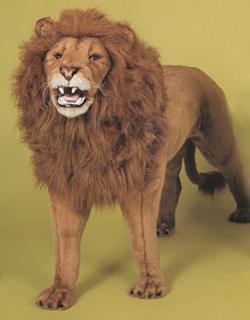 2500-Standing Lion cm.180