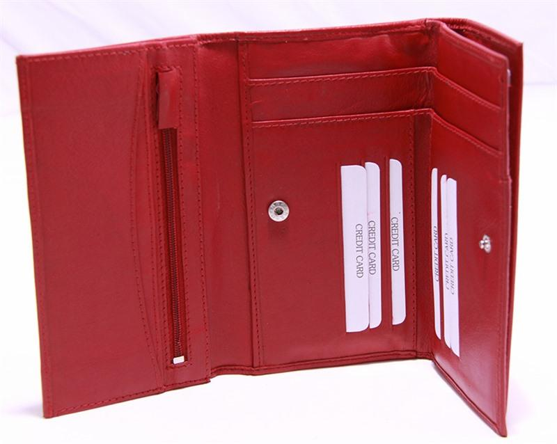 LEATHER WALLETS - Wallets availble in many sizes and colours