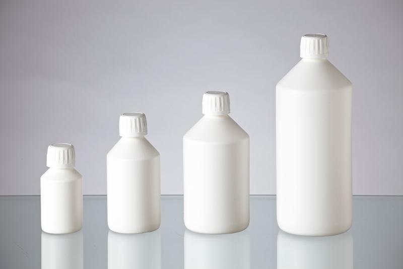 Pharmaceutical bottles - Round bottles