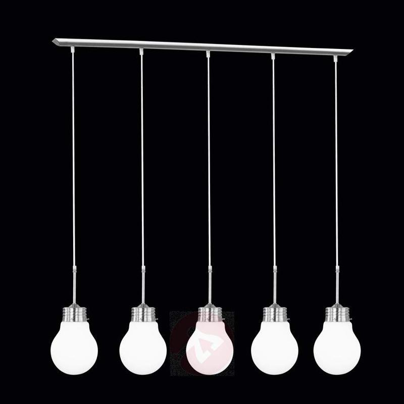 Resourcefl hanging light LAMPADINA - Pendant Lighting