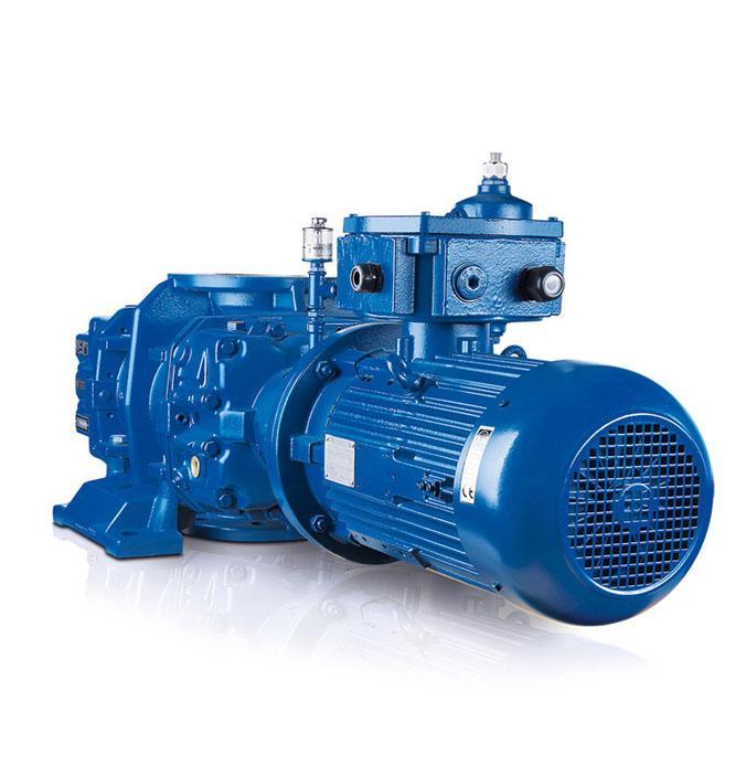 AERZEN GMa/GMb/GMc ... HV fine vacuum stage - Vacuum pumps
