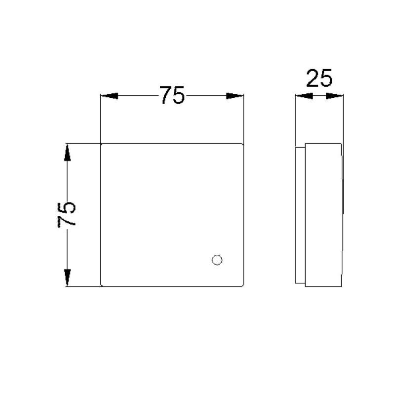 Trasmettitore di umidità relativa - PFT22 - Trasmettitore di umidità relativa - PFT22