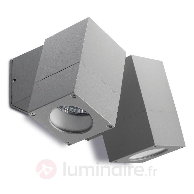 Applique d'extérieur Icaro à 2 lampes - Toutes les appliques d'extérieur