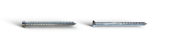 SER - Fixing with screws
