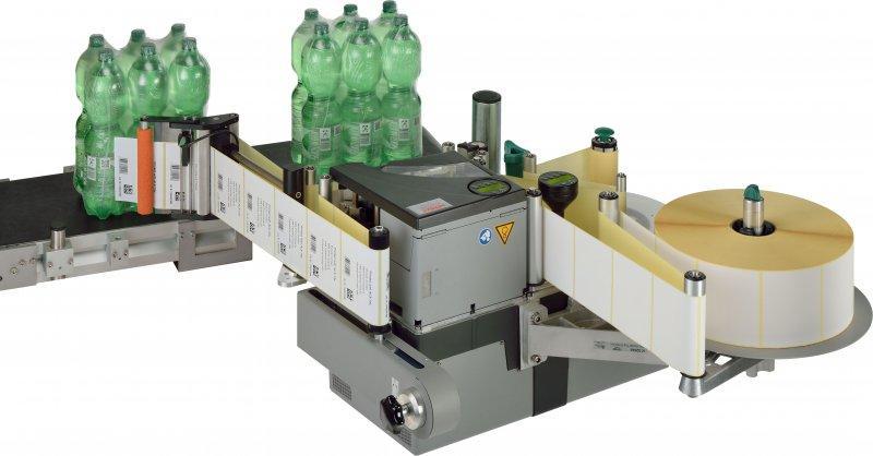 Solutions industrielles d'impression pose ALX 73x - Les systèmes ALX / solutions d'impression-pose / modèles ALX / vitesse