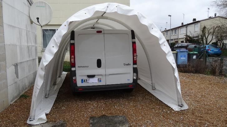 Abrigo Garagem - null
