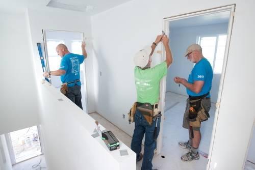Remonty pod klucz Kompleksowe - Kompleksowy remont mieszkania  pod klucz