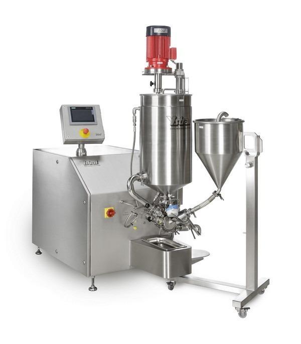 YSTRAL PiloTec / PiloTec-Plant - Technologie ystral à l'échelle d'un laboratoire et d'une usine pilote