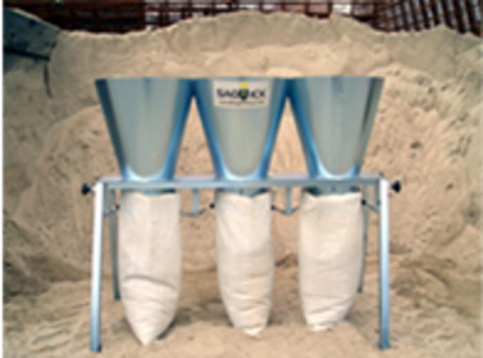 Sandsackfüllung -