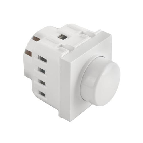2M Dimmer switch with potentiometer - 60-550W, white