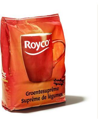 RMS Supreme Légumes vending 140ml x 90p - Vending / soupes