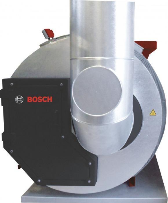Bosch Caldera de recuperación con quemador propio - Bosch Caldera de recuperación con quemador propio