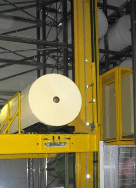 Heavy-duty stacker crane – AS/RS for heavy-duty - Stacker Cranes - AS/RS