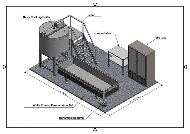 White Cheese Production Line - White Cheese Production Line