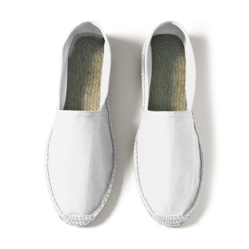 Femme Canvas Summer Espadrille - Chaussures de sécurité
