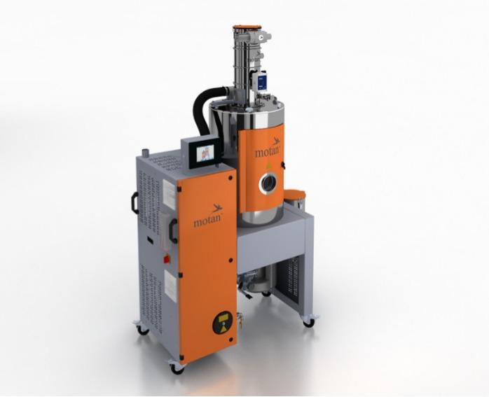 鼓风干燥机 - LUXOR EM A - 干燥站,干燥空气发生器,集成干燥空气输送