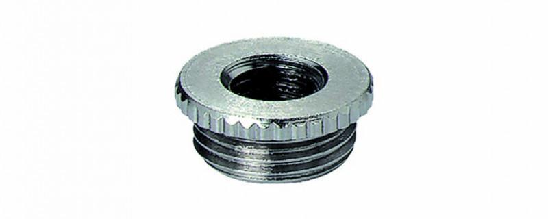 Reducción de latón métrica / Pg - Reducción de latón niquelado